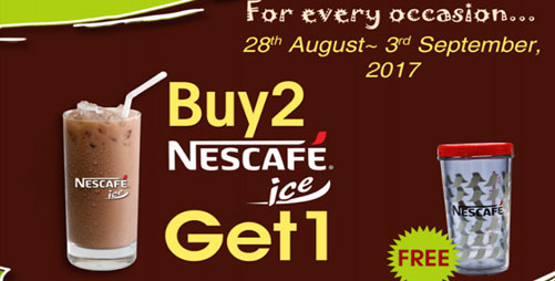 Nescafe-Ice-Coffee-Promotion